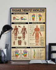 masage therapist 24x36 Poster lifestyle-poster-2