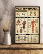 masage therapist 24x36 Poster lifestyle-poster-3