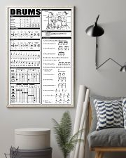 Drums Knowledge 11x17 Poster lifestyle-poster-1