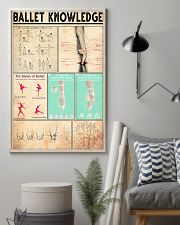 BALLET 24x36 Poster lifestyle-poster-1