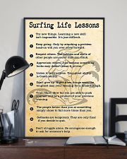 SURFING LIFE LESSONS 24x36 Poster lifestyle-poster-2