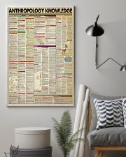 ANTHROPOLOGY KNOWLEDGE 11x17 Poster lifestyle-poster-1