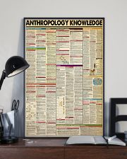 ANTHROPOLOGY KNOWLEDGE 11x17 Poster lifestyle-poster-2