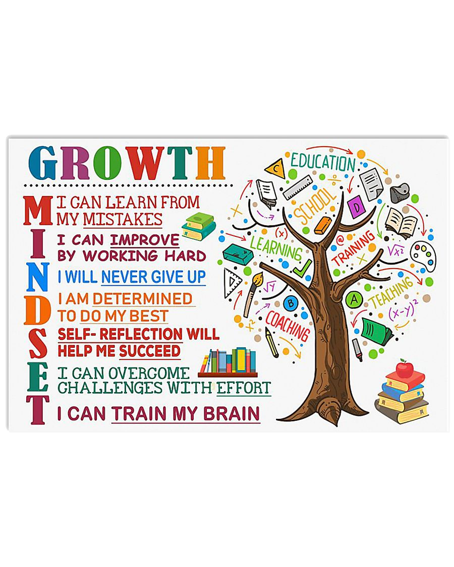 GROWTH 17x11 Poster