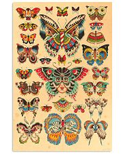 Butterfly Tattoo 24x36 Poster front