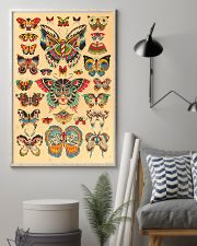 Butterfly Tattoo 24x36 Poster lifestyle-poster-1