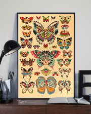 Butterfly Tattoo 24x36 Poster lifestyle-poster-2