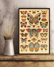 Butterfly Tattoo 24x36 Poster lifestyle-poster-3