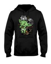 YODA2 Hooded Sweatshirt front