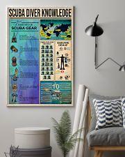 SCUBA DRIVE 24x36 Poster lifestyle-poster-1