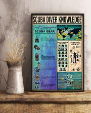 SCUBA DRIVE 24x36 Poster lifestyle-poster-3