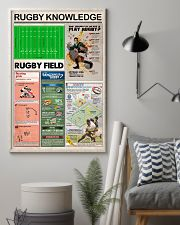 RUGBY KNOWLEDGE 24x36 Poster lifestyle-poster-1