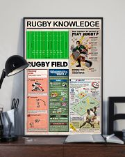 RUGBY KNOWLEDGE 24x36 Poster lifestyle-poster-2