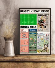RUGBY KNOWLEDGE 24x36 Poster lifestyle-poster-3