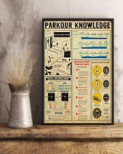 Parkour Knowledge 11x17 Poster lifestyle-poster-3