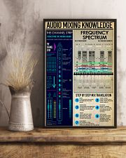 AUDIO MIXING 11x17 Poster lifestyle-poster-3