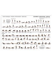 YOGA 1 17x11 Poster front