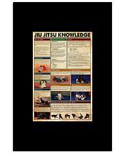 jiujitsu 11x17 Poster front