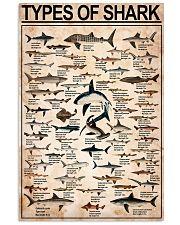 SHARK 11x17 Poster front