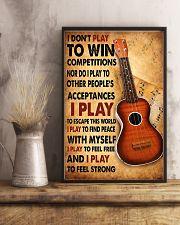 UKULELE 11x17 Poster lifestyle-poster-3