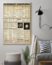 ASTRONOMY KNOWLEDGE 11x17 Poster lifestyle-poster-1