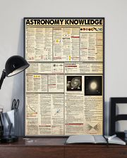 ASTRONOMY KNOWLEDGE 11x17 Poster lifestyle-poster-2