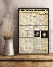 ASTRONOMY KNOWLEDGE 11x17 Poster lifestyle-poster-3
