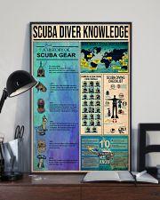 SCUBA DRIVE 24x36 Poster lifestyle-poster-2