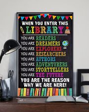 LIBRARY 11x17 Poster lifestyle-poster-2