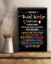 SOCIAL WORKER 11x17 Poster lifestyle-poster-3