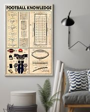 FOOTBALL KNOWLEDGE 24x36 Poster lifestyle-poster-1