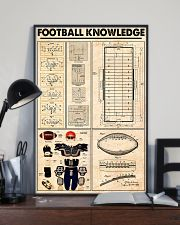FOOTBALL KNOWLEDGE 24x36 Poster lifestyle-poster-2