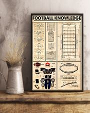 FOOTBALL KNOWLEDGE 24x36 Poster lifestyle-poster-3