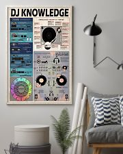 DJ chikachikachi 11x17 Poster lifestyle-poster-1