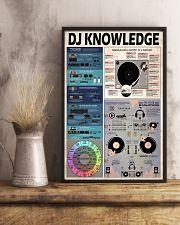 DJ chikachikachi 11x17 Poster lifestyle-poster-3
