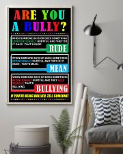 ARE YOU A BULLY 11x17 Poster lifestyle-poster-1
