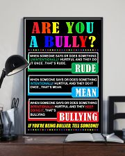 ARE YOU A BULLY 11x17 Poster lifestyle-poster-2