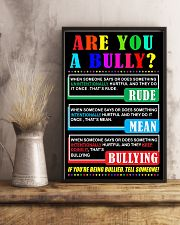 ARE YOU A BULLY 11x17 Poster lifestyle-poster-3