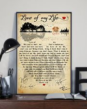 Love of my life 11x17 Poster lifestyle-poster-2