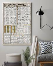Ukulele chord chart 11x17 Poster lifestyle-poster-1