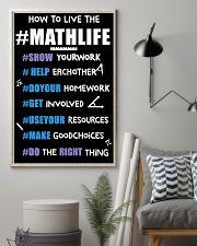 MATHLIFE 11x17 Poster lifestyle-poster-1