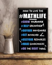 MATHLIFE 11x17 Poster lifestyle-poster-3