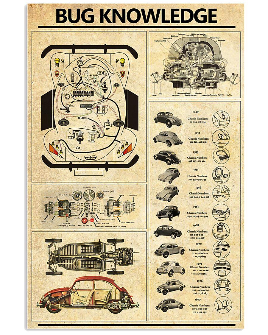 BUG 24x36 Poster