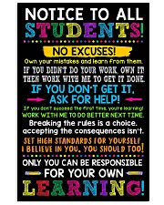 STUDENTS 11x17 Poster front
