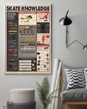 SKATE KNOWLEDGE 24x36 Poster lifestyle-poster-1