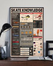 SKATE KNOWLEDGE 24x36 Poster lifestyle-poster-2