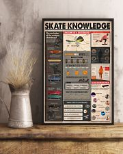 SKATE KNOWLEDGE 24x36 Poster lifestyle-poster-3