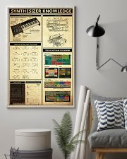 SYNTHESIZER KNOWLEDGE 11x17 Poster lifestyle-poster-1