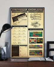 SYNTHESIZER KNOWLEDGE 11x17 Poster lifestyle-poster-2