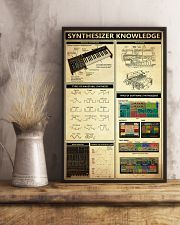 SYNTHESIZER KNOWLEDGE 11x17 Poster lifestyle-poster-3